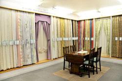 1500点の高品質カーテンのサンプル