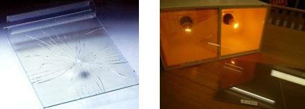 耐久性・耐熱性に優れたガラスフィルム